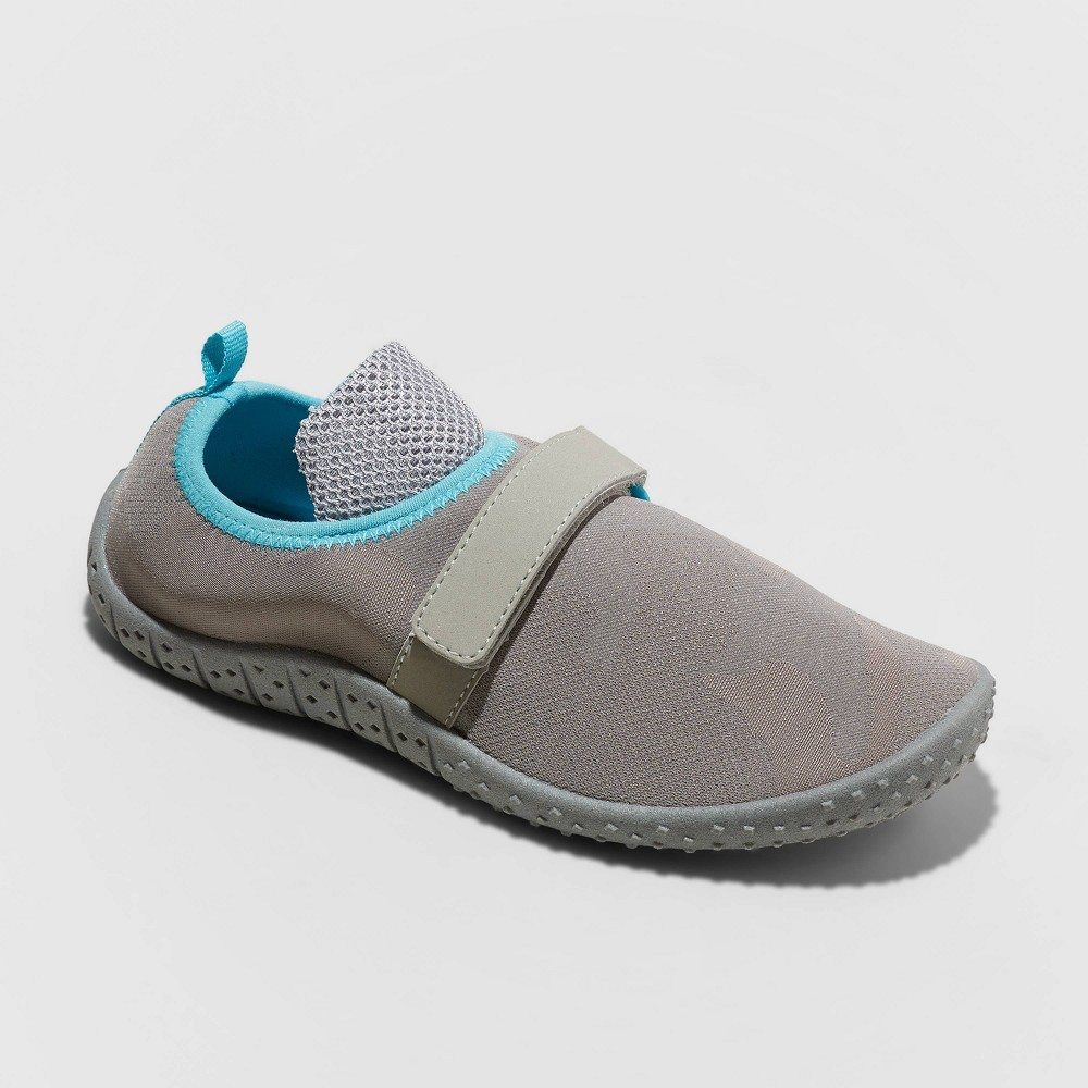 Image of Boys' Sanders Water Shoes - Cat & Jack Gray XL, Boy's