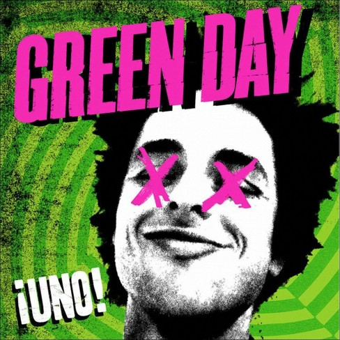 Green Day - ¡Uno! [Explicit Lyrics] (CD) - image 1 of 2