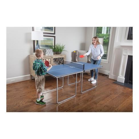db43cbcf5fe Joola Midsize Table Tennis Table With Net Set   Target