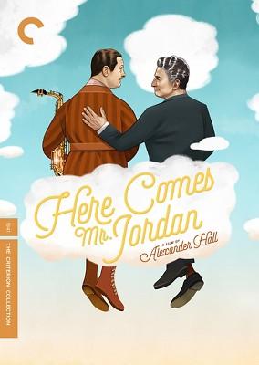 Here Comes Mr. Jordan (DVD)(2016)