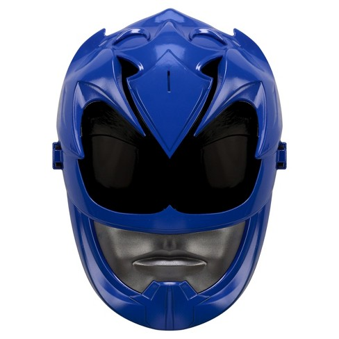 Power Rangers Movie Blue Ranger Sound Effects Mask - image 1 of 5