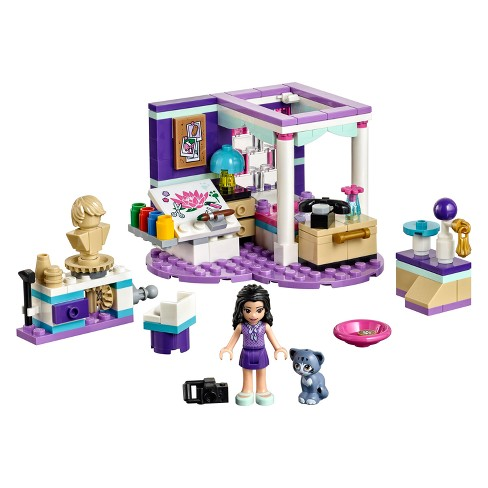 Lego Friends Emmas Deluxe Bedroom 41342 Target