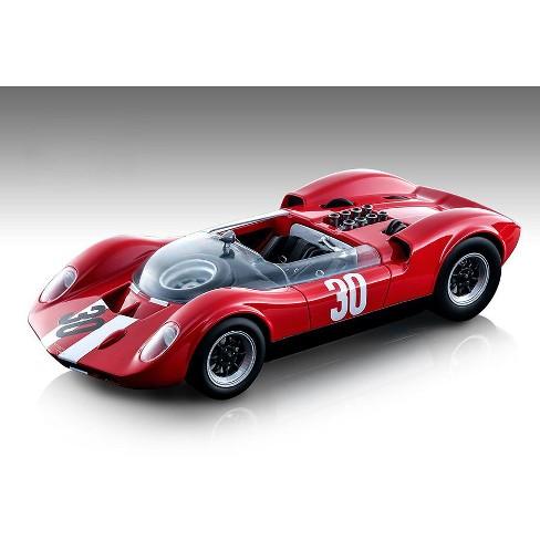 """McLaren Elva Mark 1 #30 Charles Vogele Winner Aspern Grand Prix (1965) """"Team Oasc"""" Ltd Ed 80 pcs 1/18 Car by Tecnomodel - image 1 of 3"""
