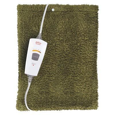 Sunbeam® XpressHeat™ Heating Pad - Green(Standard Size)