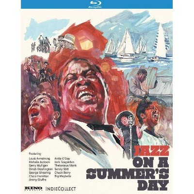 Jazz On A Summer's Day (Blu-ray)(2021)