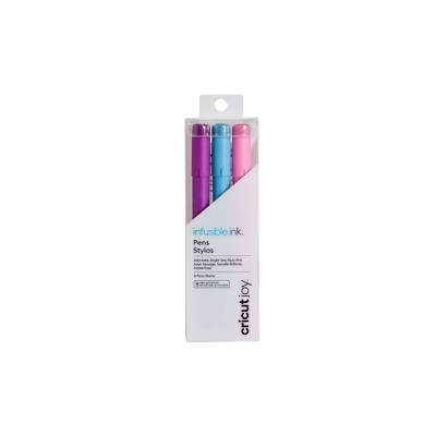 Cricut Joy 3pk 0.4 Fine Point Infusible Ink Pens