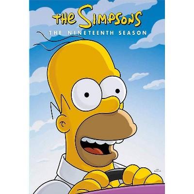 Simpsons Season 19 (DVD)