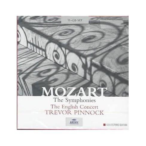 Guerra - Mozart:Symphonies (CD) - image 1 of 1