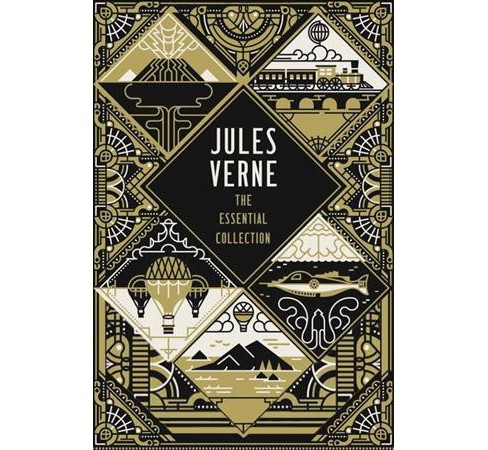 Jules Verne : The Essential Collection -  (Hardcover) - image 1 of 1