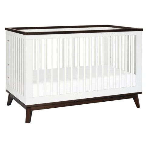 Babyletto Scoot 3-in-1 Convertible Crib with Toddler Bed Conversion Kit - image 1 of 4