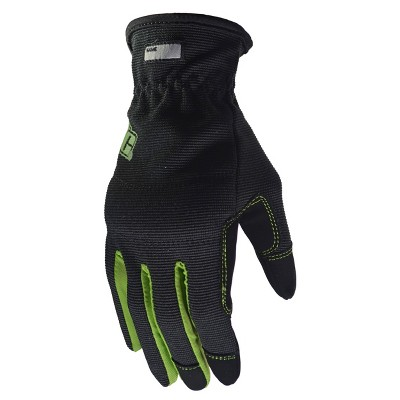 Women's Utility Gloves Green - True Grip