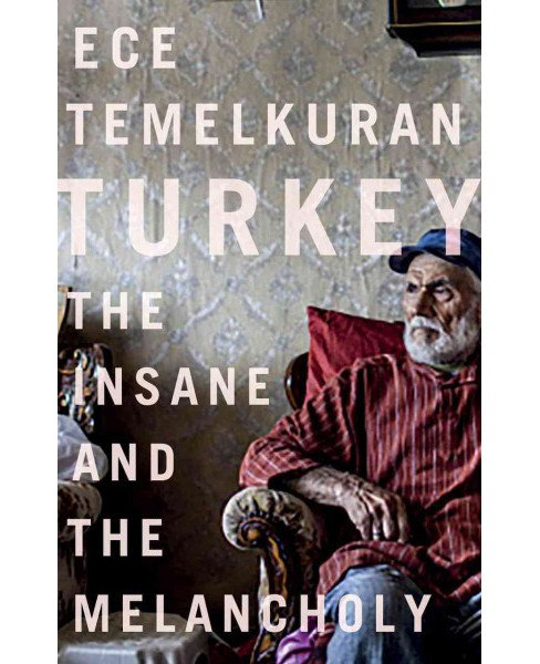 Turkey : The Insane and the Melancholy (Paperback) (Ece Temelkuran) - image 1 of 1