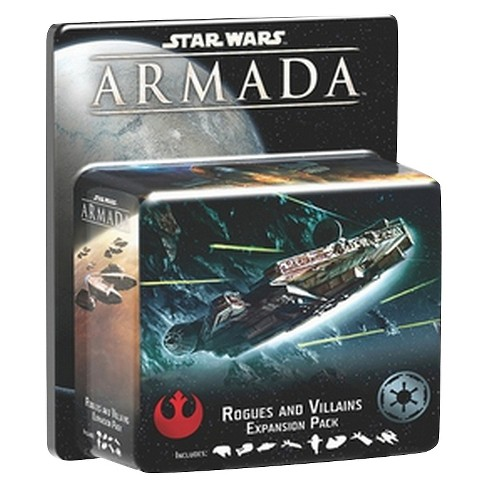 Star Wars Armada Game Rogues and Villains Expansion Pack - image 1 of 2