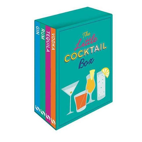 The Little Cocktail Box - (Hardcover) - image 1 of 1