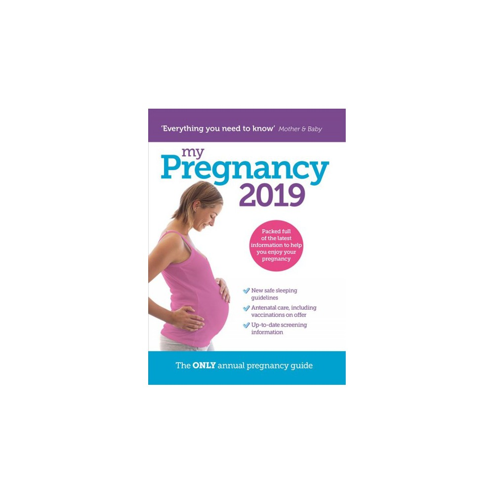 My Pregnancy 2019 - by Anya Hayes & Jo Girling & Hollie Smith (Paperback)