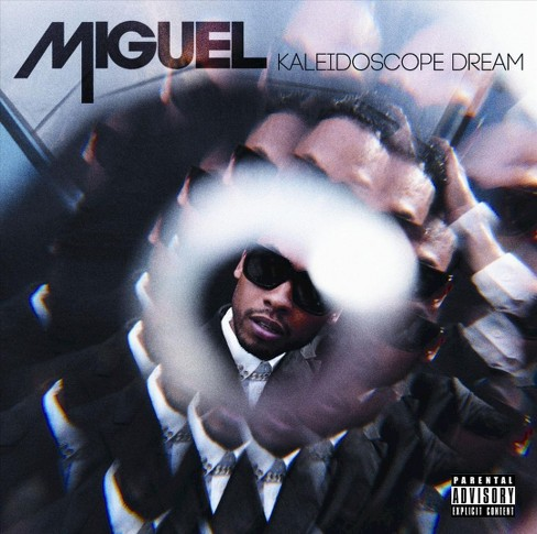 Miguel - Kaleidoscope Dream [Explicit Lyrics] (CD) - image 1 of 1