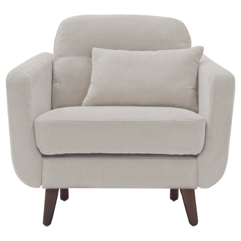 Henry Armchair Linen - Cloth & Company - image 1 of 4