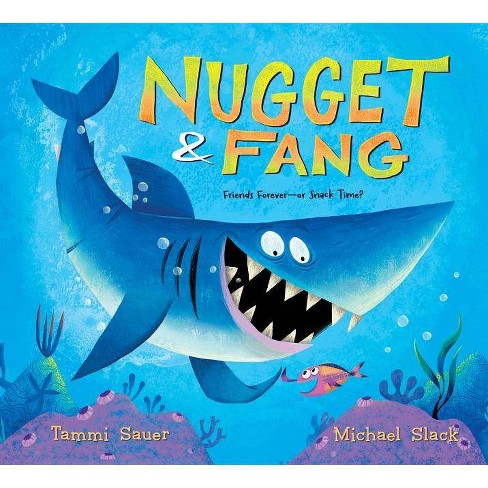 Nugget and Fang - by  Tammi Sauer (Hardcover) - image 1 of 1