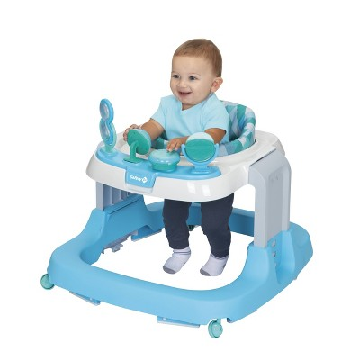 Safety 1st Ready, Set, Walk! DX Developmental Walker - Blue