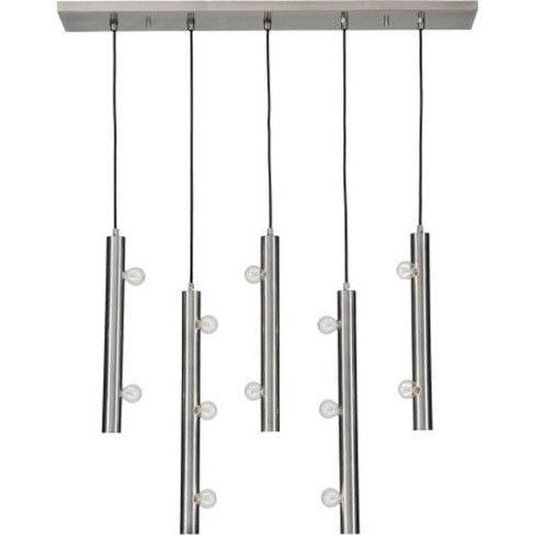 "Ren Wil LPC4298 Saxton 12 Light 38"" Wide Linear Pendant - image 1 of 1"