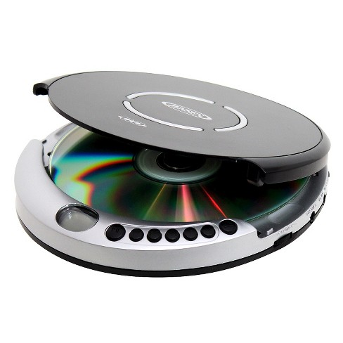 JENSEN CD-60, 60-Second Super Anti-Skip and Bass Boost CD Player - image 1 of 4