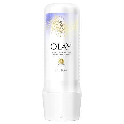 Olay Nighttime Rinse-off Body Conditioner with Retinol - 8 fl oz
