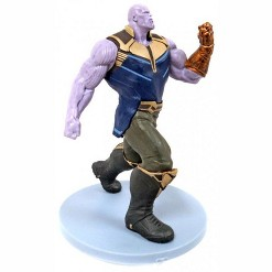 Disney Marvel Avengers Infinity War Thanos 4.5-Inch PVC Figure [Loose]