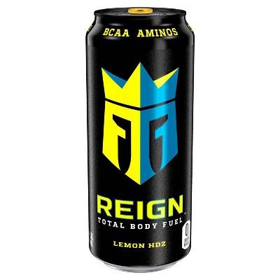 Reign Lemon HDZ 16 fl oz Can