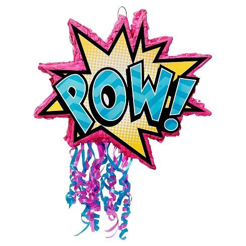 Pow! Comic Book Pinata - image 1 of 2