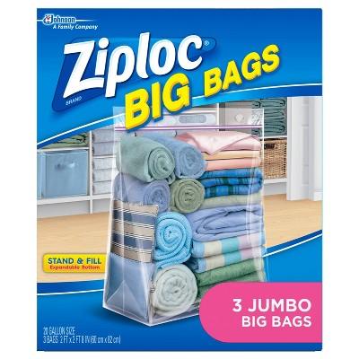 Ziploc Storage Big Bags