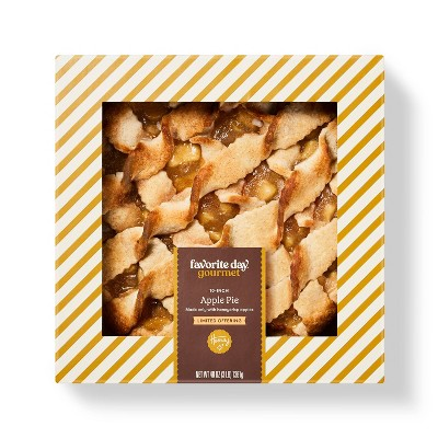 "10"" Honey Crisp Apple Pie - 38oz - Favorite Day™"