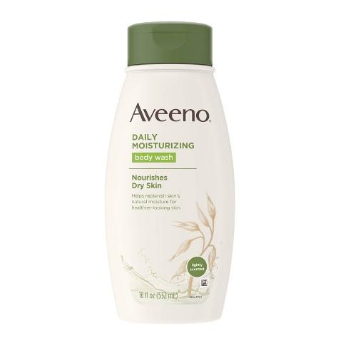 Aveeno Daily Moisturizing Body Wash with Soothing Oat - 18 fl oz - image 1 of 4