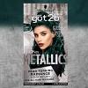 Got2b Metallics - Cosmic Teal 12 - 4.8oz - image 4 of 4