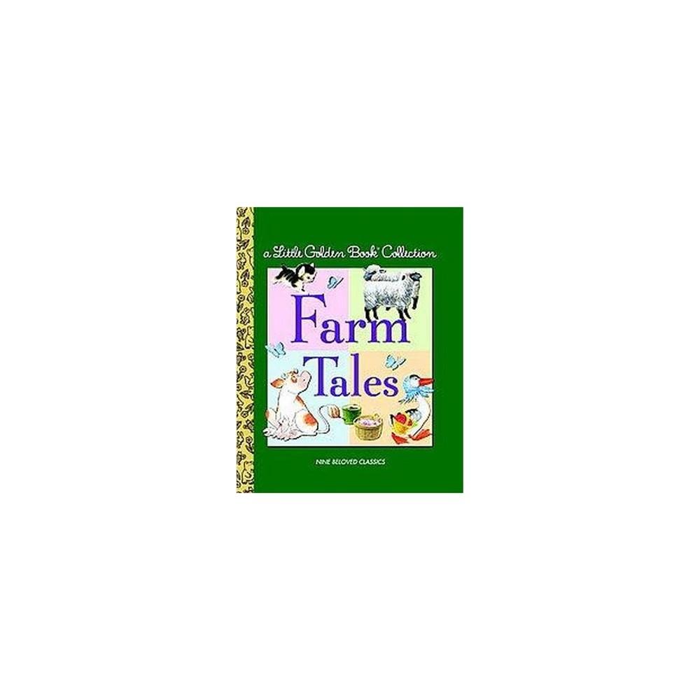 Farm Tales (Hardcover) (Cathleen Schurr & David L. Harrison & Garth Williams & Annie North Bedford &