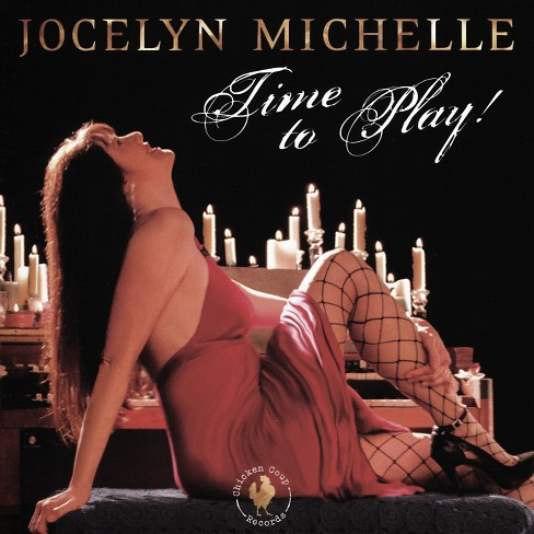 Jocelyn michelle - Time to play (CD) - image 1 of 1