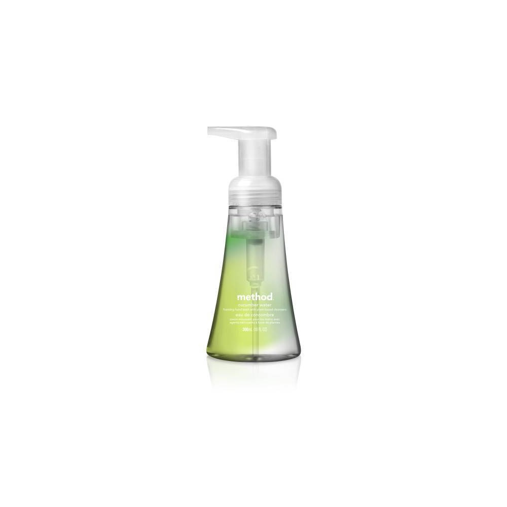Image of Method Foaming Hand Soap Cucumber Water - 10 fl oz