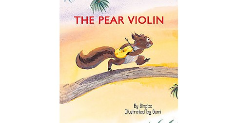 Pear Violin (Paperback) (Bingbo) - image 1 of 1