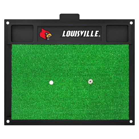 NCAA Louisville Cardinals Fan mats Golf Hitting Mat - image 1 of 1