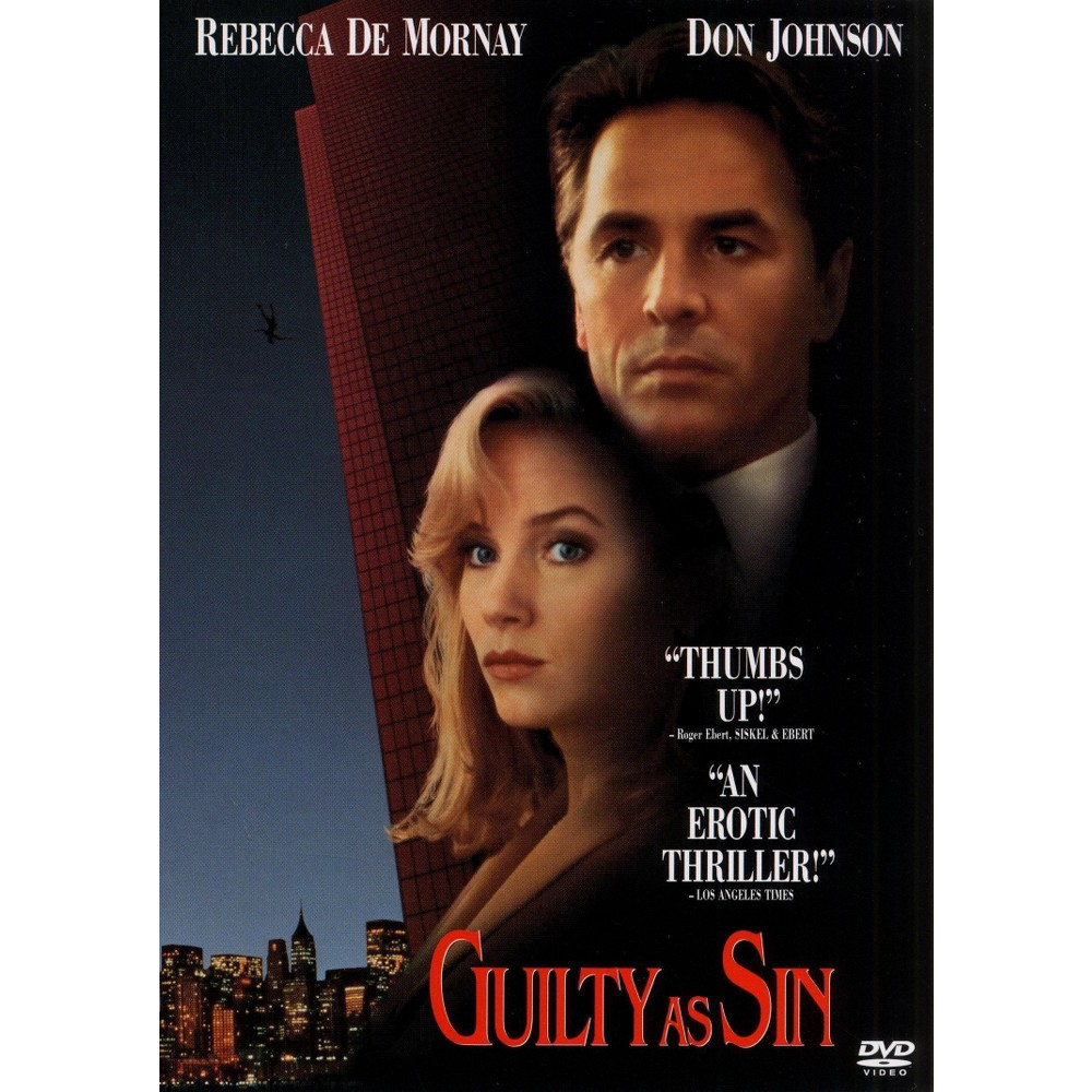 Guilty As Sin (Dvd), Movies