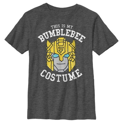 Boy's Transformers This is My Bumblebee Costume T-Shirt