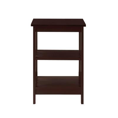 Mission End Table - Johar Furniture