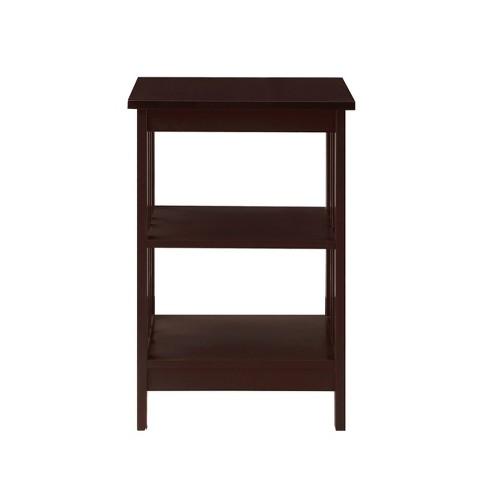Mission End Table - Johar Furniture - image 1 of 4