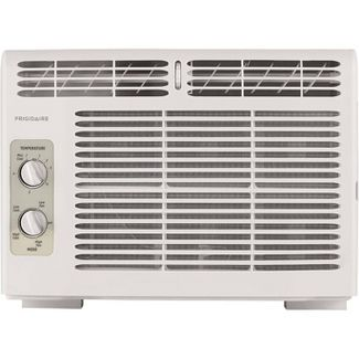 5000 BTU Window-Mounted Room Air Conditioner (FFRA051WA1) White - Frigidaire