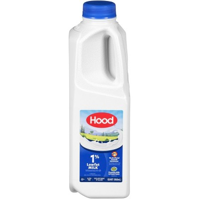 Hood 1% Milk - 1qt