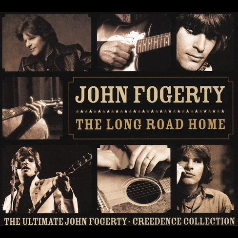 John Fogerty - The Long Road Home: The Ultimate John Fogerty/Creedence Collection [Explicit Lyrics] (CD) - image 1 of 1