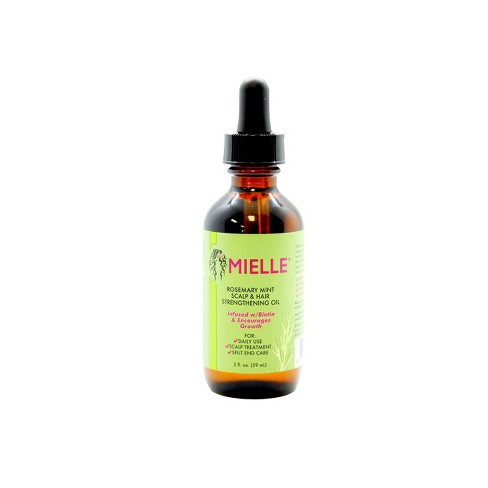 Mielle Rosemary Mint Scalp & Hair Strengthening Oil - 2 fl oz - image 1 of 1