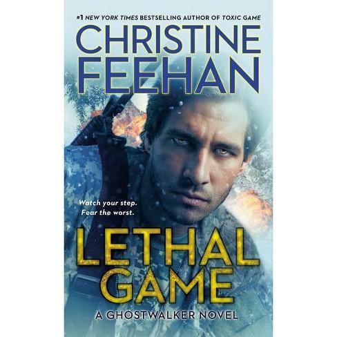 Lethal Game - (Ghostwalker Novel) by  Christine Feehan (Paperback) - image 1 of 1