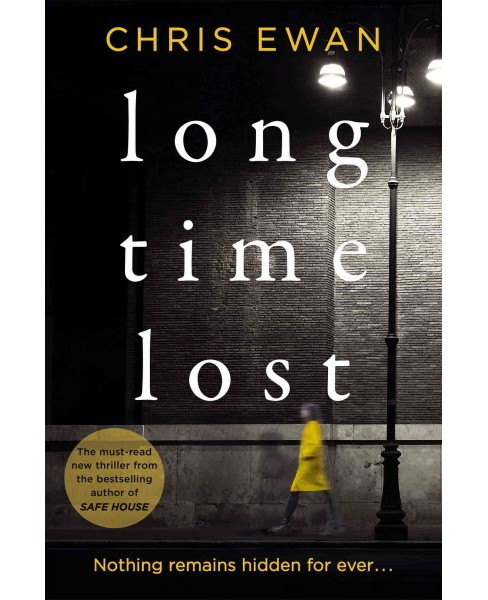 Long Time Lost (Hardcover) (Chris Ewan) - image 1 of 1