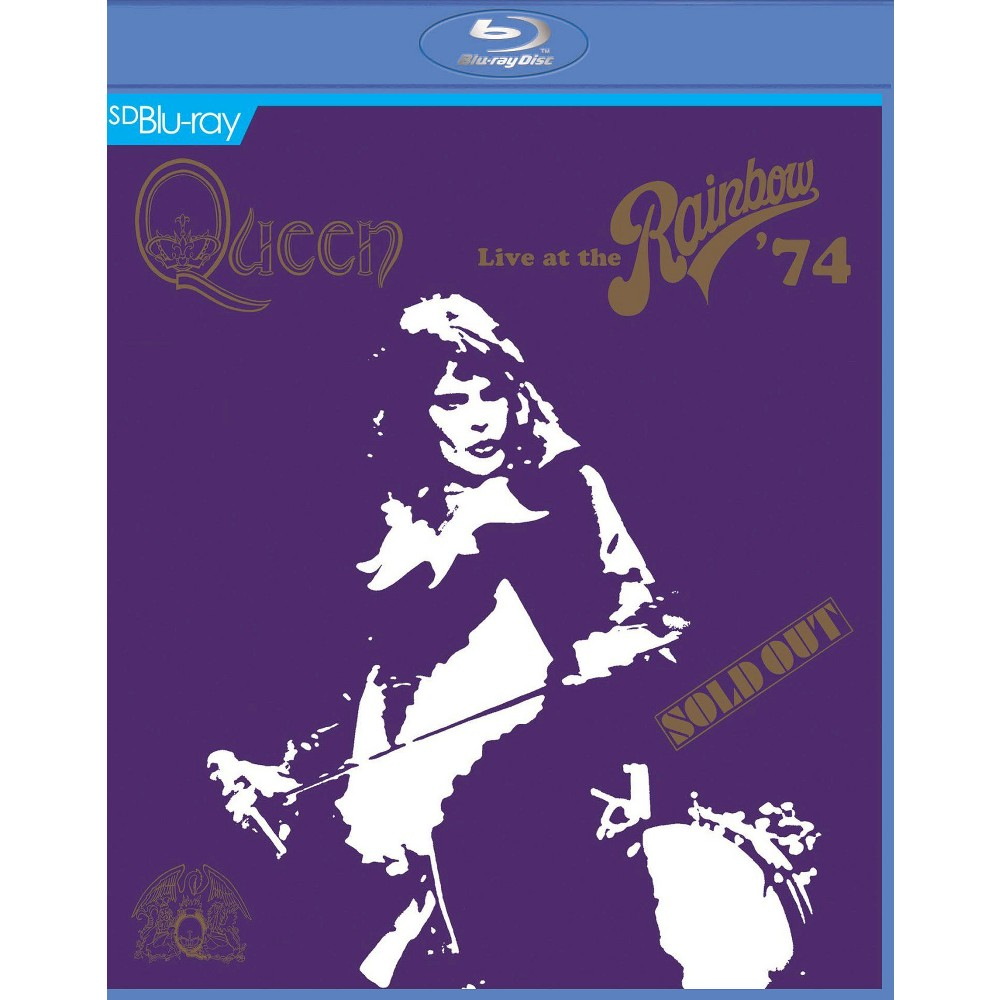 Live At The Rainbow 74 (Blu-ray)