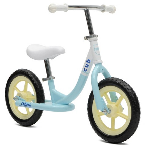 "Critical Cycles Cub Balance Bike - 12"" - Powder Blue - image 1 of 2"